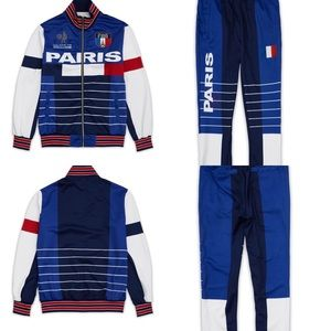 Reason clothing Paris tracksuit